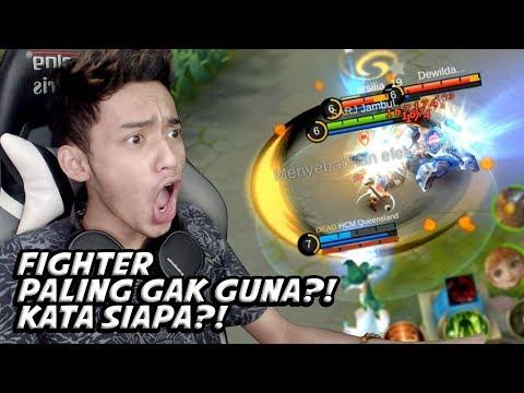 KOK HERO MANTAP GINI JARANG DI PICK DAH?! - Mobile Legends Indonesia