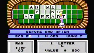 Wheel of Fortune Featuring Vanna White - Finished