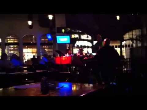 Karaoke song Come sail away at the pub in Monte Carlo Hotel