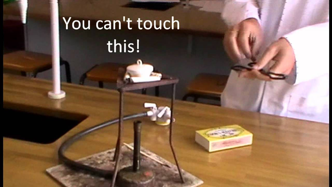 Magnesium Oxide! - YouTube