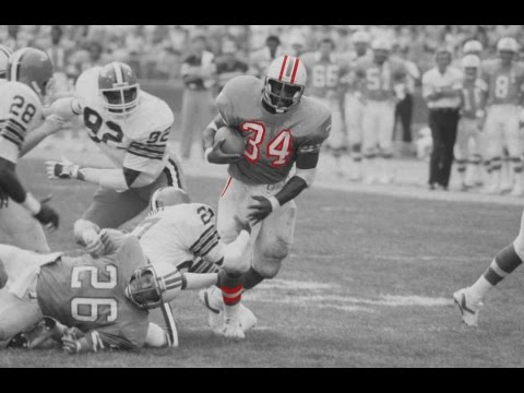 """Earl Campbell Highlights """"Bounce Back"""""""
