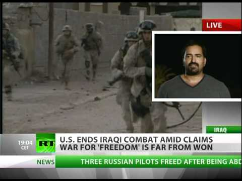 'Democracy of Death': US 'victory' translated into tragedy for Iraq
