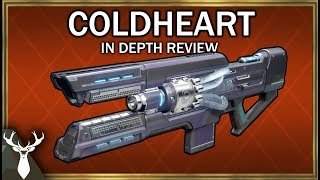 Destiny 2 - Coldheart - In Depth Review (Exotic Trace Rifle)