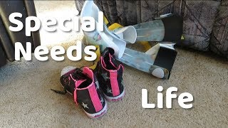 Day in the life with special needs - large family