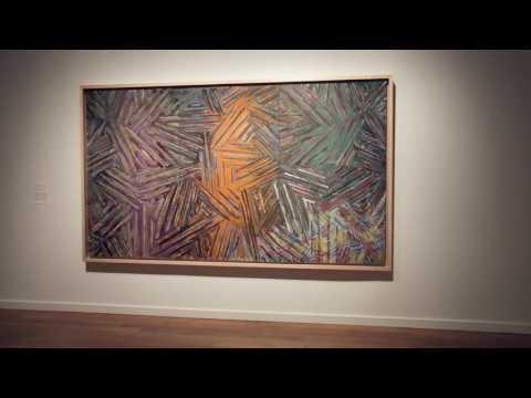 Johns/Munch Exhibition Walk-Through