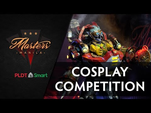 Cosplay Competition - The Manila Masters