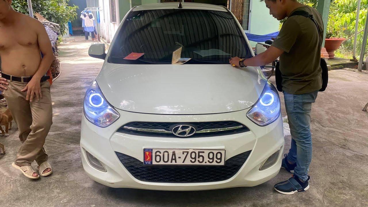 Hyundai i10 2011 Nhập 185tr. Full đồ chơi ko lỗi | đức mua bán oto 0938484848