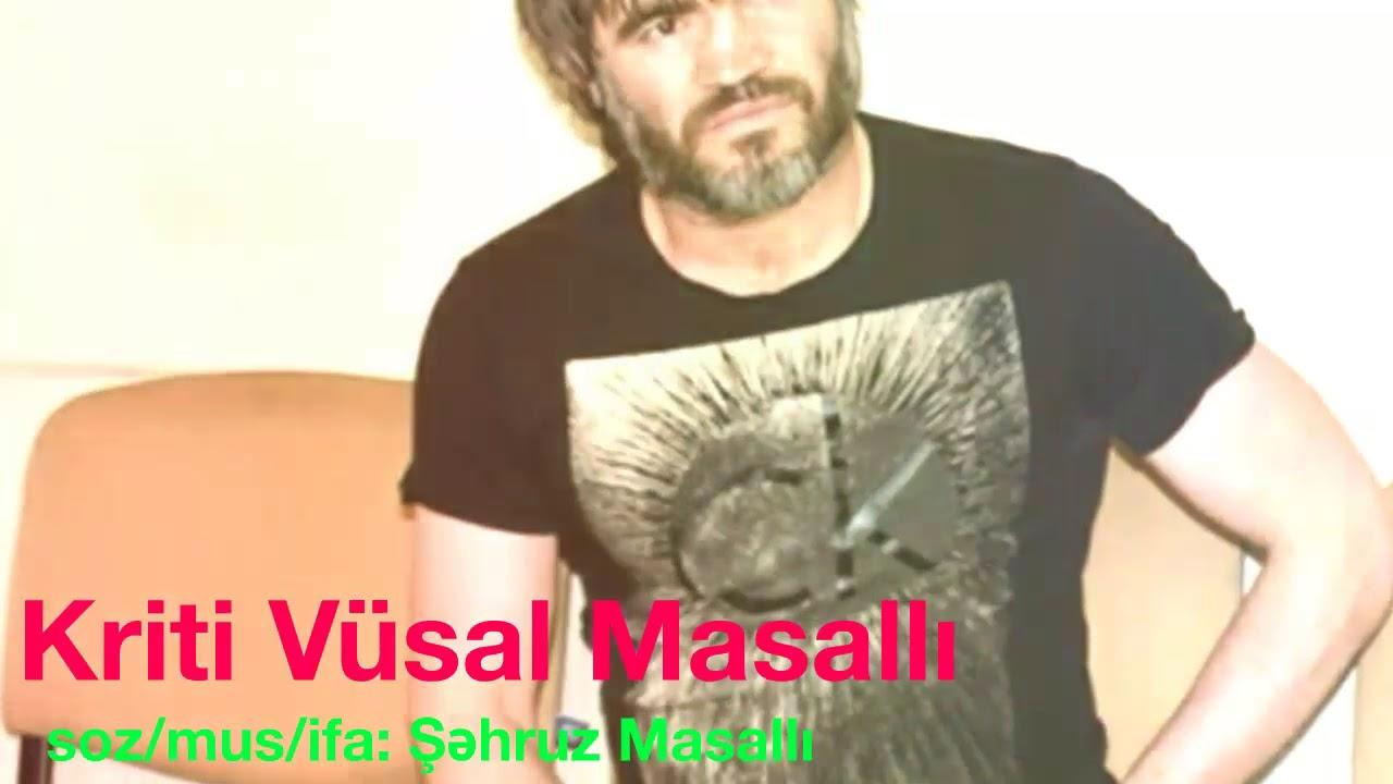 Aftoritet Kriti Vüsal haqqinda meyxana yeni 2019  Şəhruz Masallı