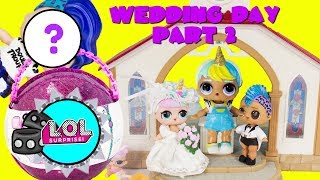 Chapter 2 of the Unicorn and Punk Boi wedding is full of surprises!...