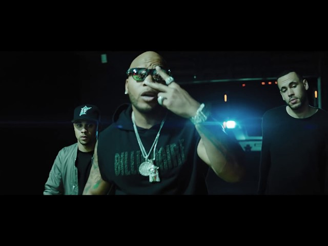 Flo Rida & 99 Percent - Cake (Official Music Video)