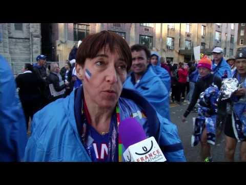 Marathon de New York 2016, France Marathon