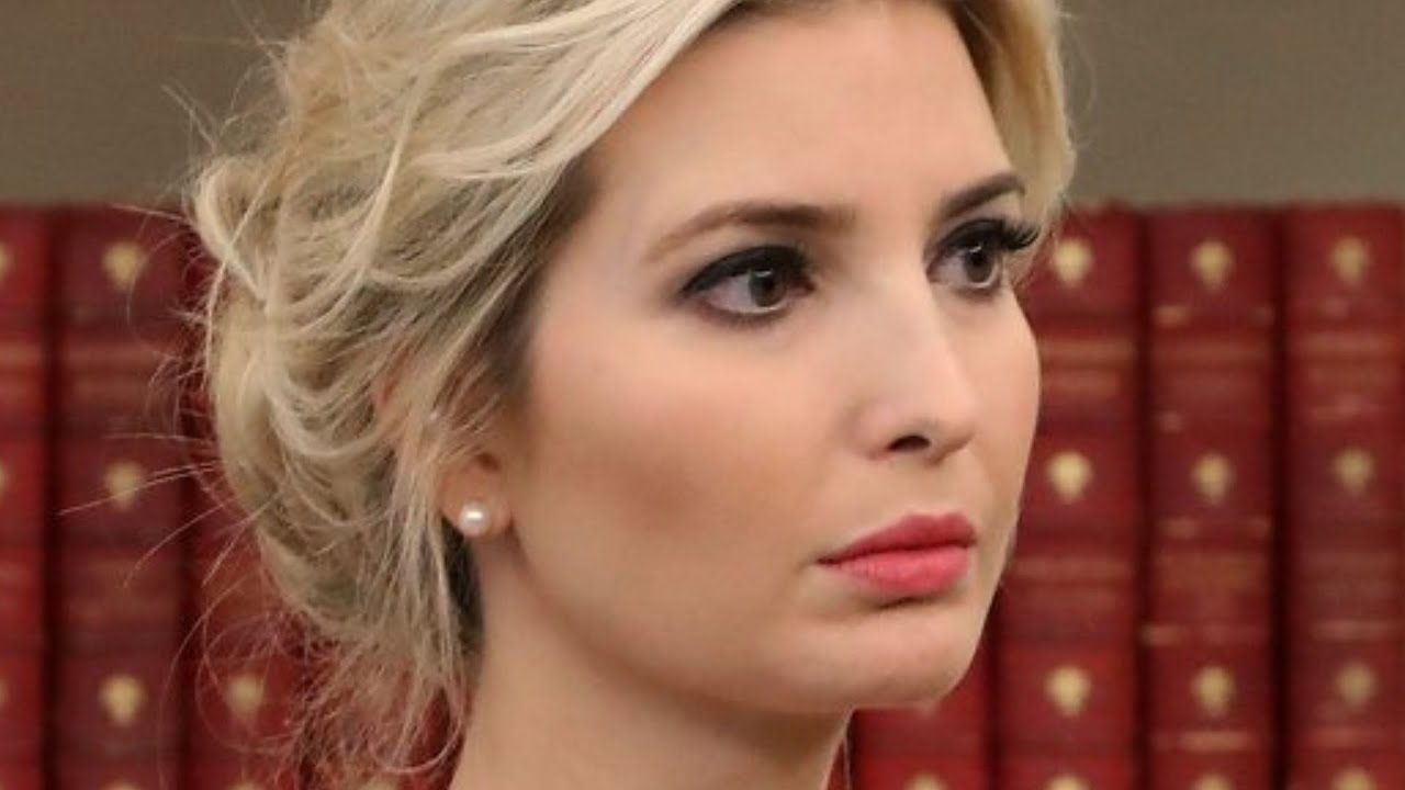 Ivanka Trump Looks Completely Different Without Makeup