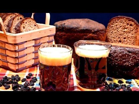 как приготовить квас из ржаного хлеба фото