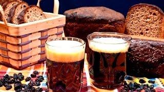 Как сделать Домашний квас из ржаного хлеба без дрожжей