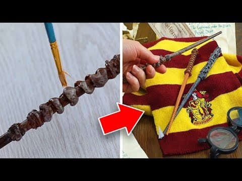 13 Magical Harry Potter Christmas Crafts