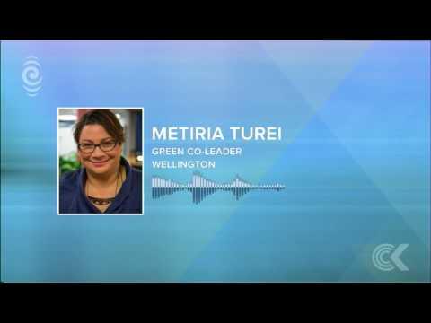 Metiria Turei resigns as Green Party co leader