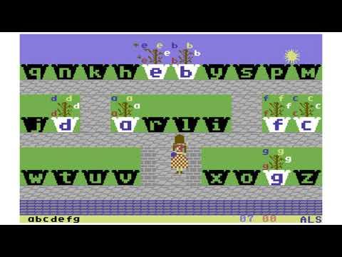 C64 Shortplay: Mary Mary