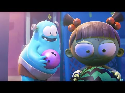 Funny Animated Cartoon   Spookiz   Hide and Seek   스푸키즈   Cartoon for Children