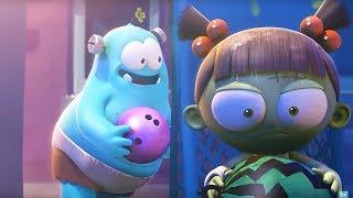 Funny Animated Cartoon | Spookiz | Hide and Seek | 스푸키즈 | Cartoon for Children