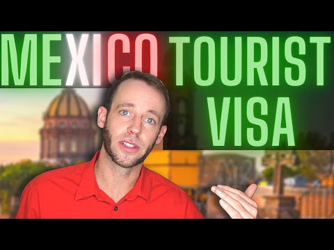 How To Get A MEXICO TOURIST VISA | Mexico Visa On Arrival