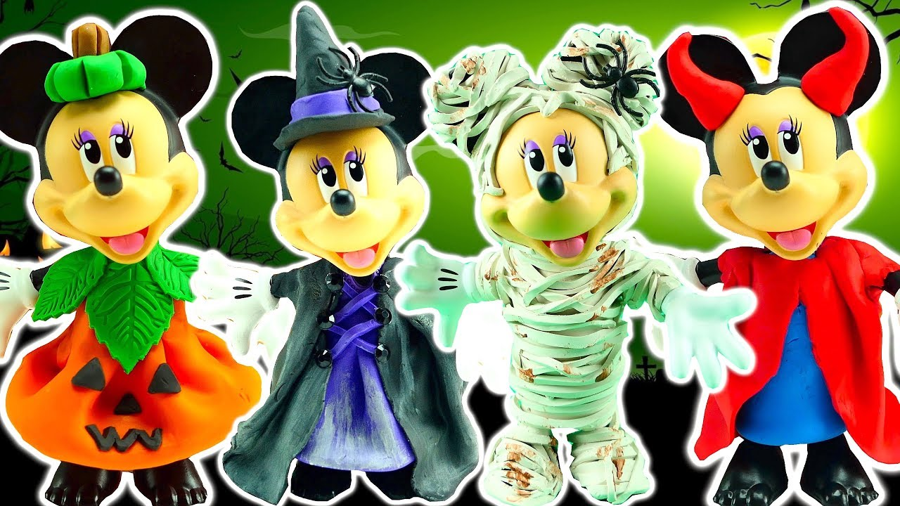 Disney Mickey Mouse Cartoon Halloween Costumes