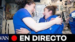 Primer paseo espacial de la NASA solo de mujeres   EN DIRECTO