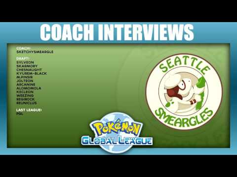 Meet The Coach: SketchySmeargle of the Seattle Smeargles