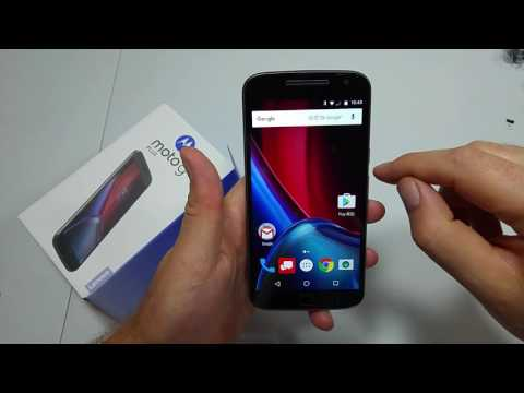 Motorola Moto G4 Plus How to change Language settings back to English or any other language