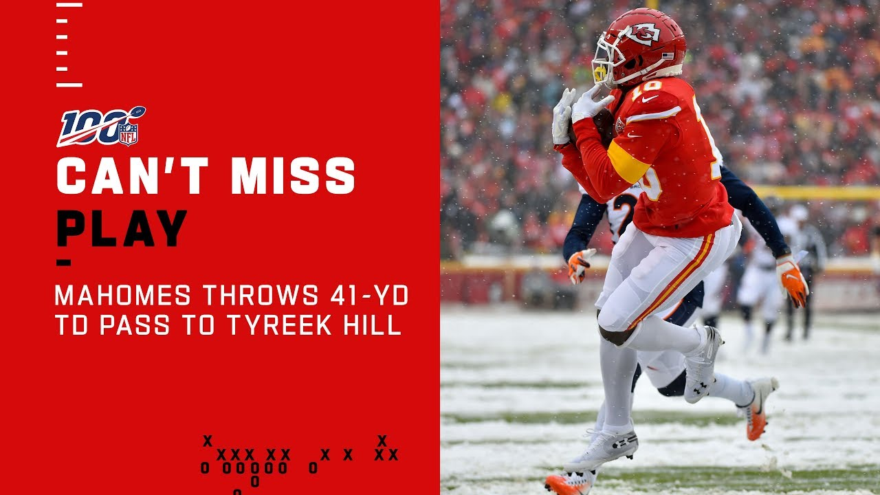 Mahomes Launches the DEEP Ball to Tyreek Hill!