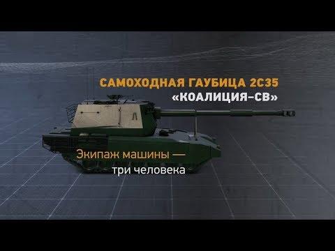 АРМАТА - универсальная боевая платформа | Armata Universal Combat Platform