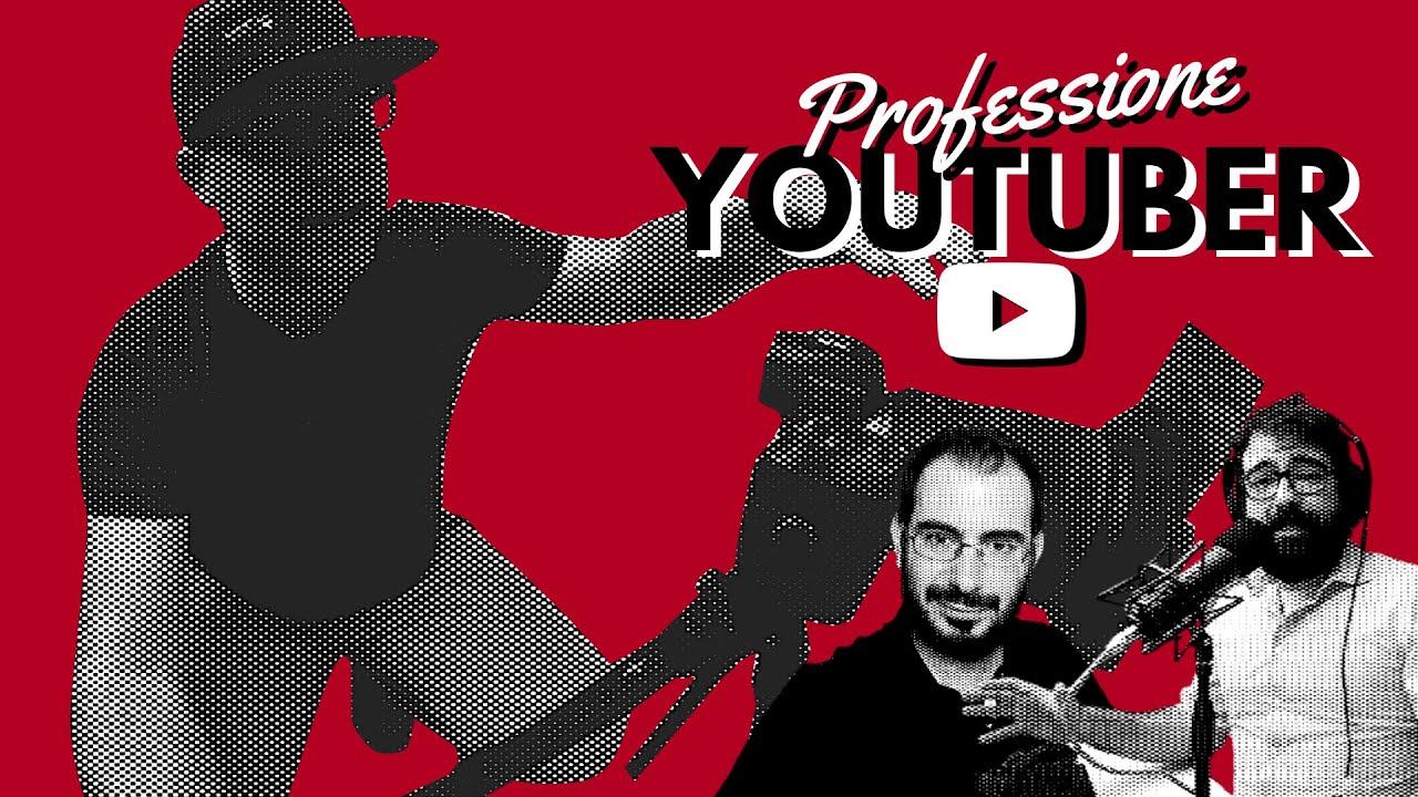 PROFESSIONE YOUTUBER | #04 | con @Andrea Ciraolo e @Alessio Furlan