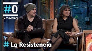 LA RESISTENCIA - Entrevista a Juan Aguirre y Eva Amaral   Parte 2   #LaResistencia 20.11.2019