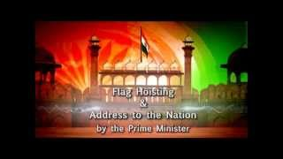 LIVE at 6:25 am on Friday - 15 August  68th Independence Day Celebrations at Red Fort