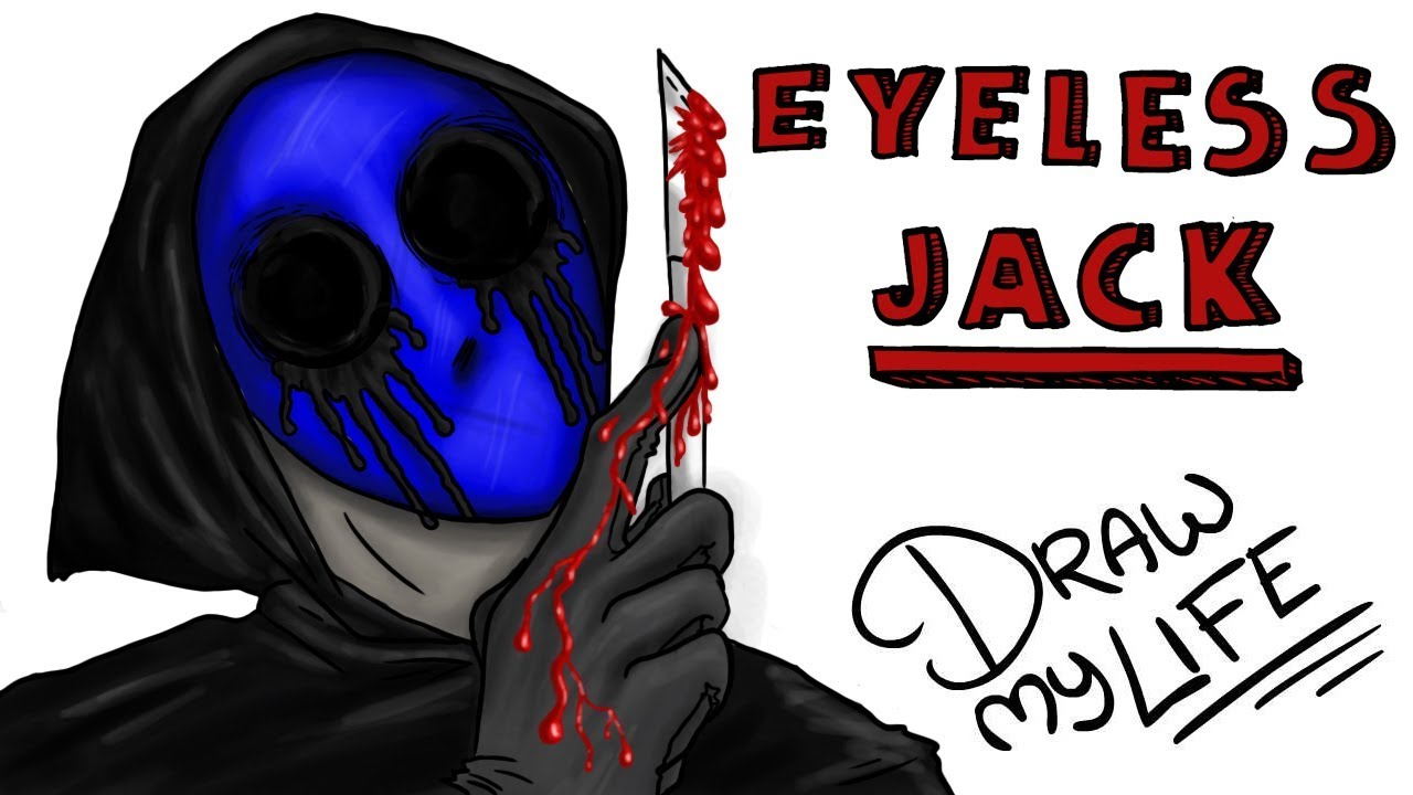 Creepypasta Eyeless Jack Drawings