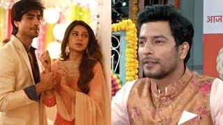 Sehban Azim Misses Jennifer Winget And Harshad Chopra At Zee Rishtey Awards Red Carpet