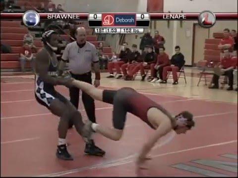 LDTV Sports: Shawnee @ Lenape Wrestling 1/27/16