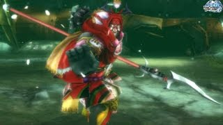 [3DS] Final Fantasy Explorer | Gilgamesh Boss Battle (Play as Red Mage)