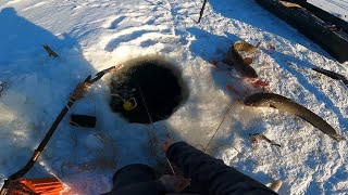Рыбалка Чёрная дыра действует 6