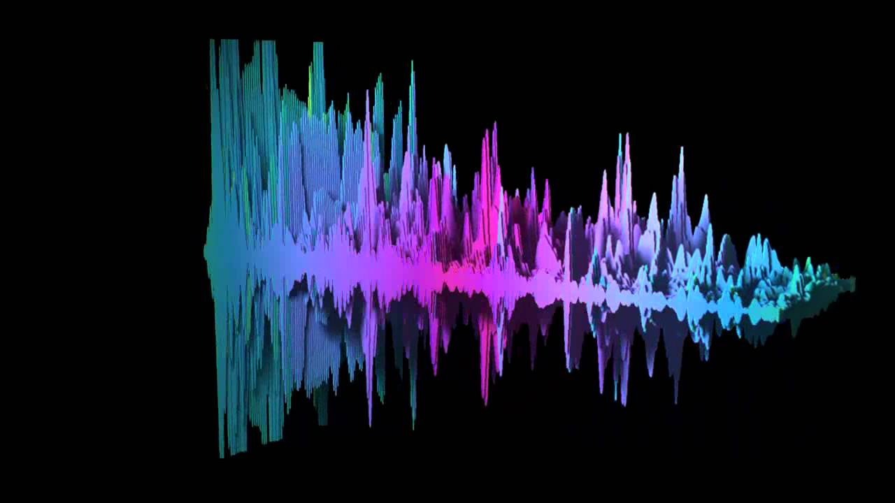 Items similar to Additional recording / 3D sound wave art ...  |3d Audio Waveform