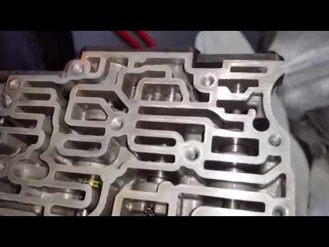 C4 Valve Body Assembly - Bill's 1966 Ford Mustang GT Convertible - Day 31 Part 2
