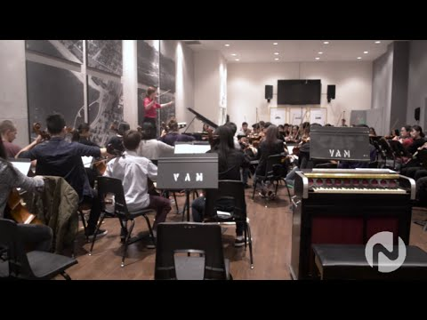 Vancouver Academy of Music on Novus TV