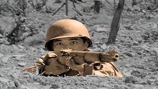 GO FOR BROKE! | Van Johnson | Full War Movie | English | HD | 720p