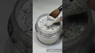Nail acrylic application