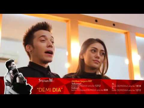 Exclusive Interview Stefan William - Celine Evangelista || Tentang Single Terbaru