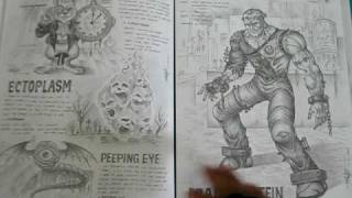 monster and myths 2
