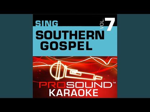Mansion Over The Hilltop (Karaoke Instrumental Track) (In the Style of Gospel)