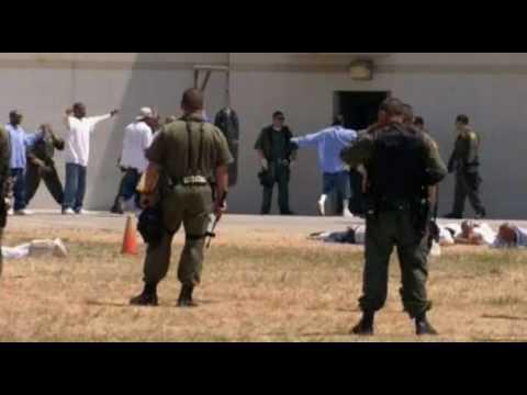 Lockdown - Salinas State Prison 1/5 - YouTube