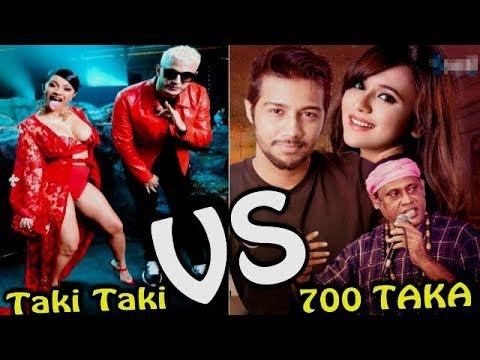 700 TAKAR GAAN VS Taki Taki I Parody Song I Dj Snake I Pritom Hasan I SomeOneG