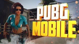 PUBG Mobile на эмуляторе - Stream ЗАПИСЬ