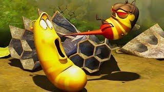 LARVA - BEE STING | Cartoon Movie | Cartoons For Children | Larva Cartoon | LARVA Official